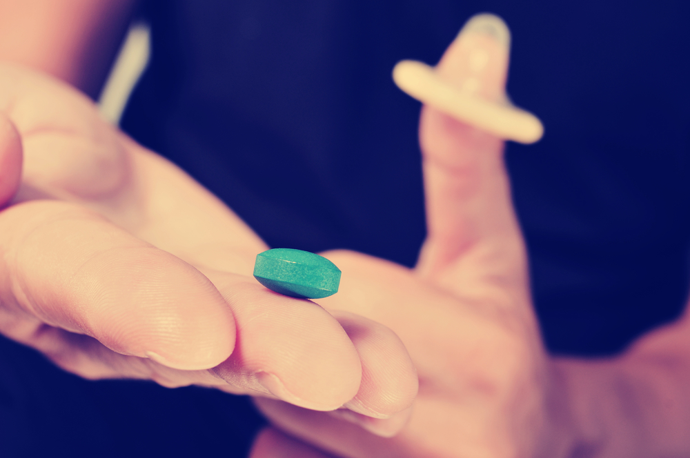 pill from priapism