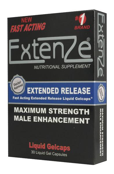 ExtenZe Pills Review: Longer & Bigger Erections