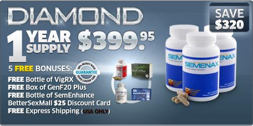 semenax diamond offer