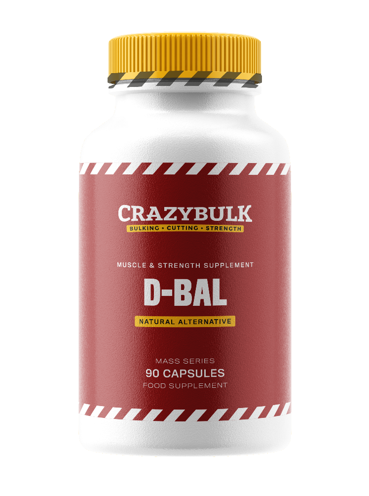 D-Bal Review – #1 in Legal Steroids (Dianabol Alternative)