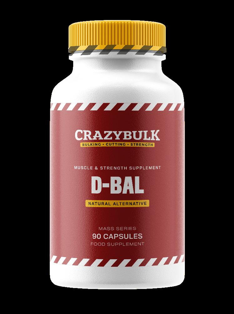 D-bal supplement