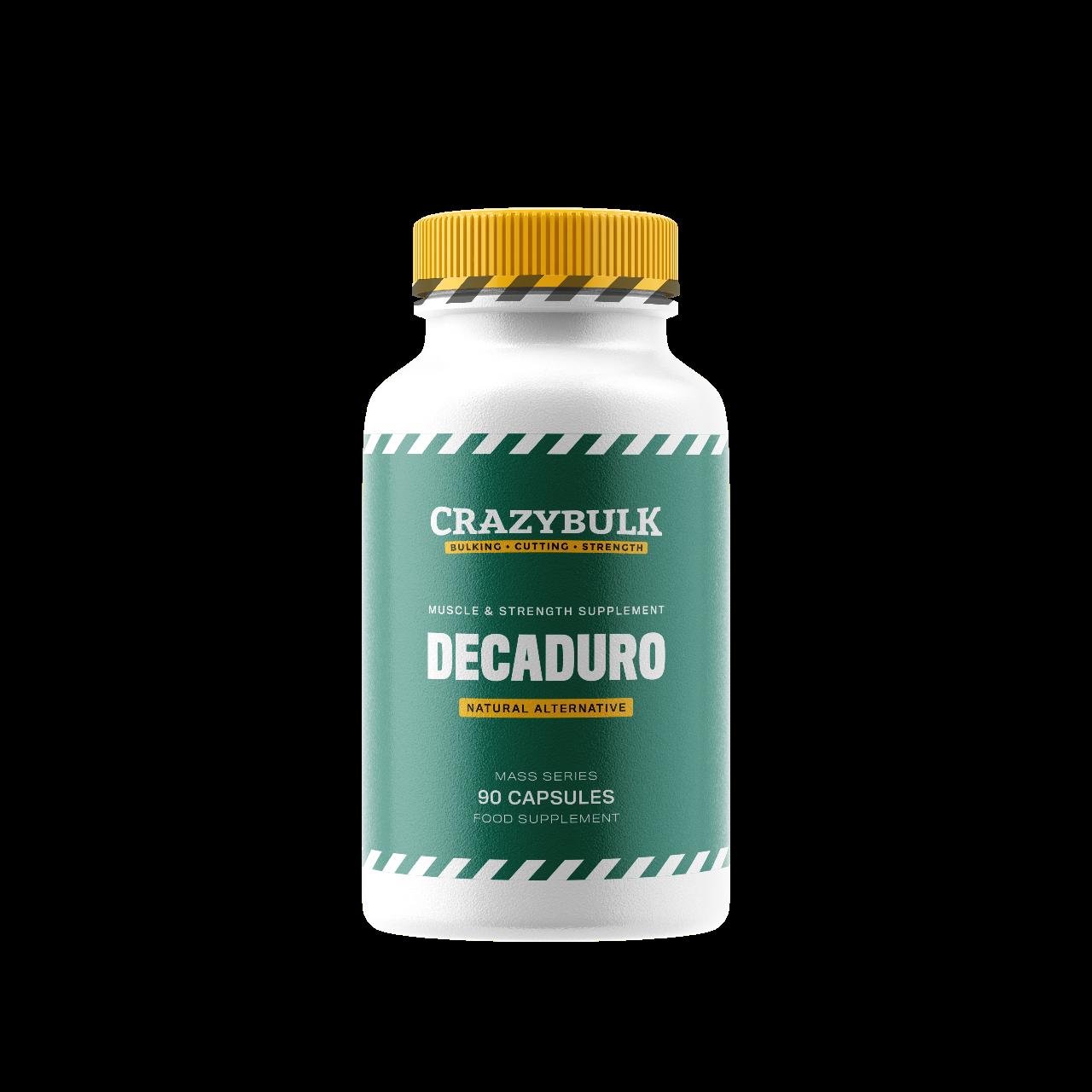 Decaduro supplement