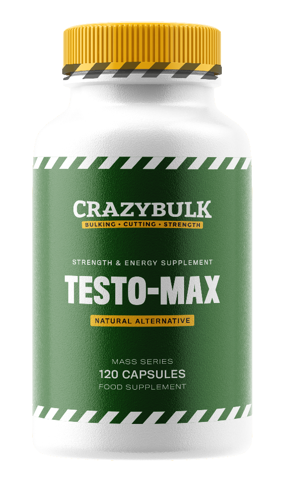 Testo-Max supplement