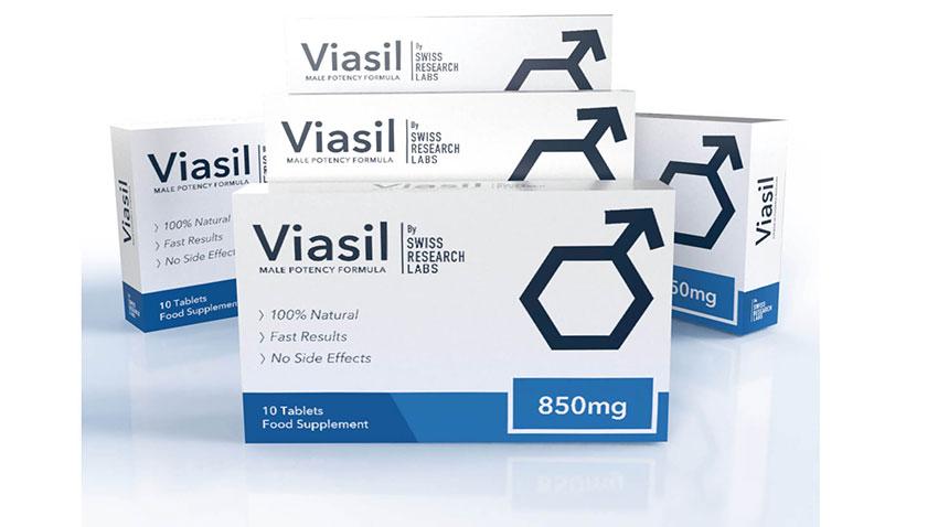 Viasil pills