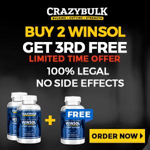 Winsol steroids