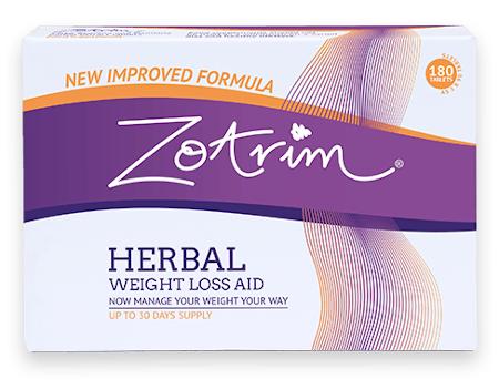 Zotrim diet pills