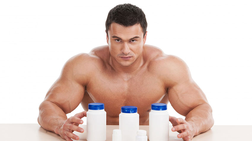 Sportsman and legal steroids