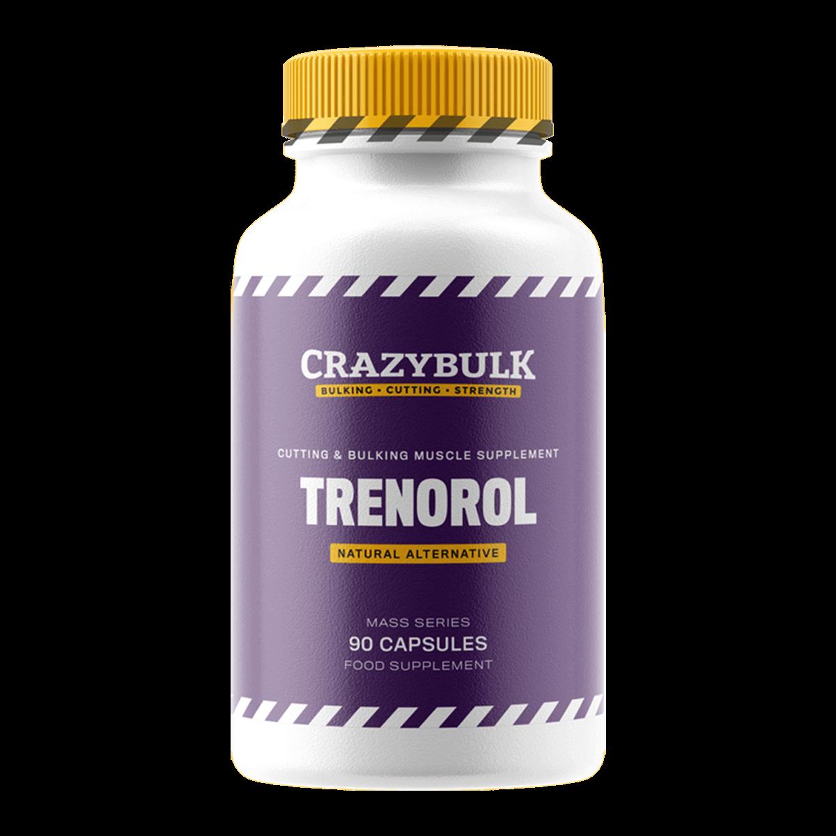 Trenorol natural alternative to Trenbolone