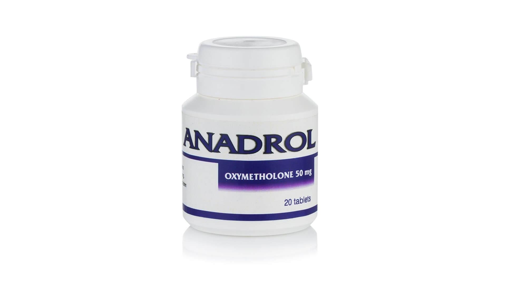 anadrol pills