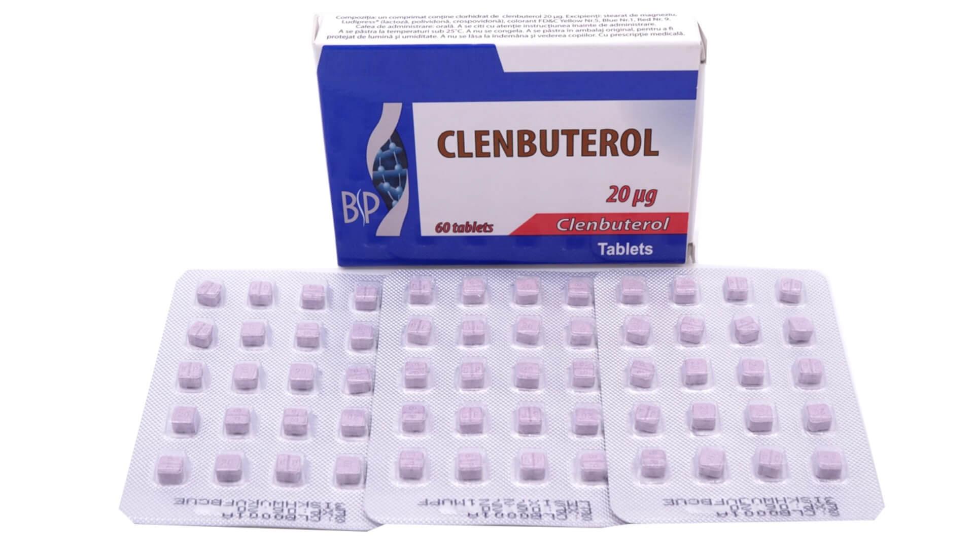 clenbuterol pills