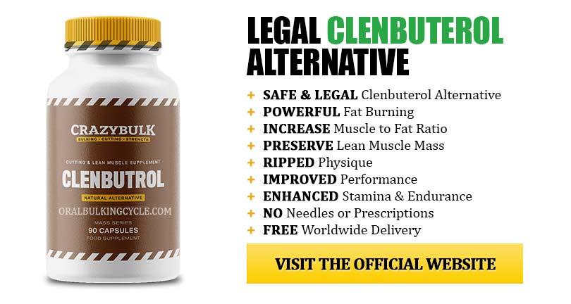 legal clenbuterol alternative