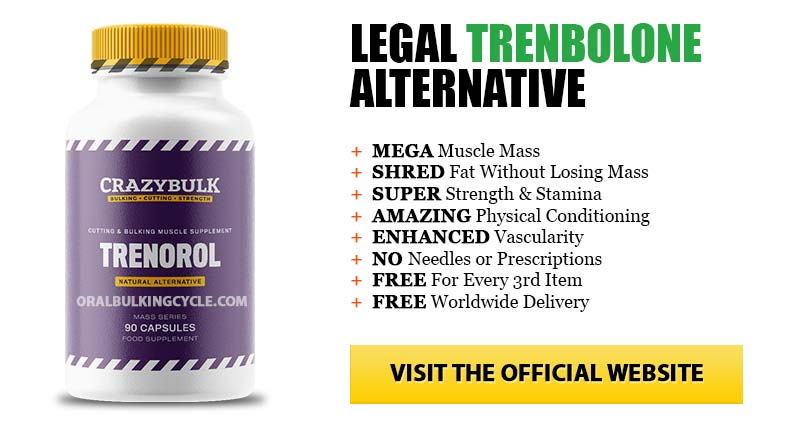 safe legal trenbolone alternative - trenorol