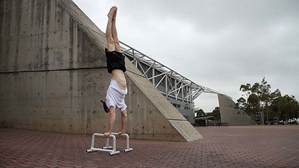 Handstand: Using Special Stops