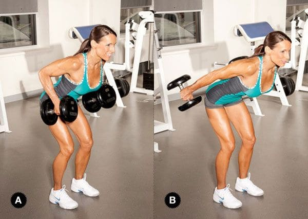 incline dumbbell triceps extension - triceps extension