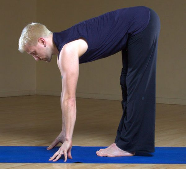 standing forward bend_benefits of exercise