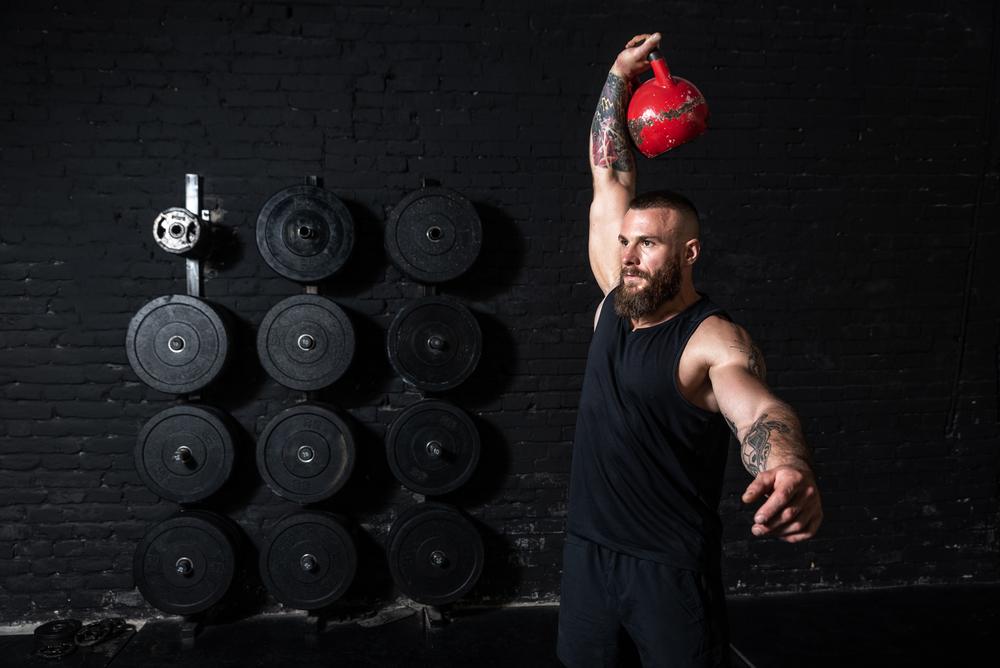 Kettlebell Swing – Strength And Endurance Training