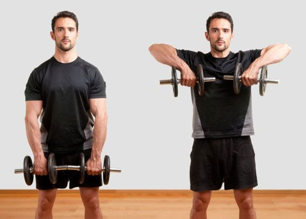 dumbbell-upright-rows-exercise-technique