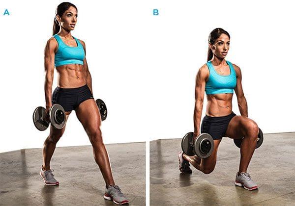 squat-scissors-with-dumbbells