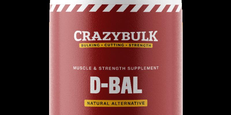 D-Bal Review – #1 Legal Steroids. Buy D Bal Supplement Online!